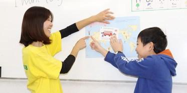 こども英語教室日本人講師