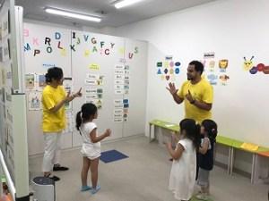 幼稚園児クラス・Team Teachingコース